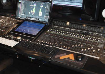 Audiofloor_Tonstudio_Regie